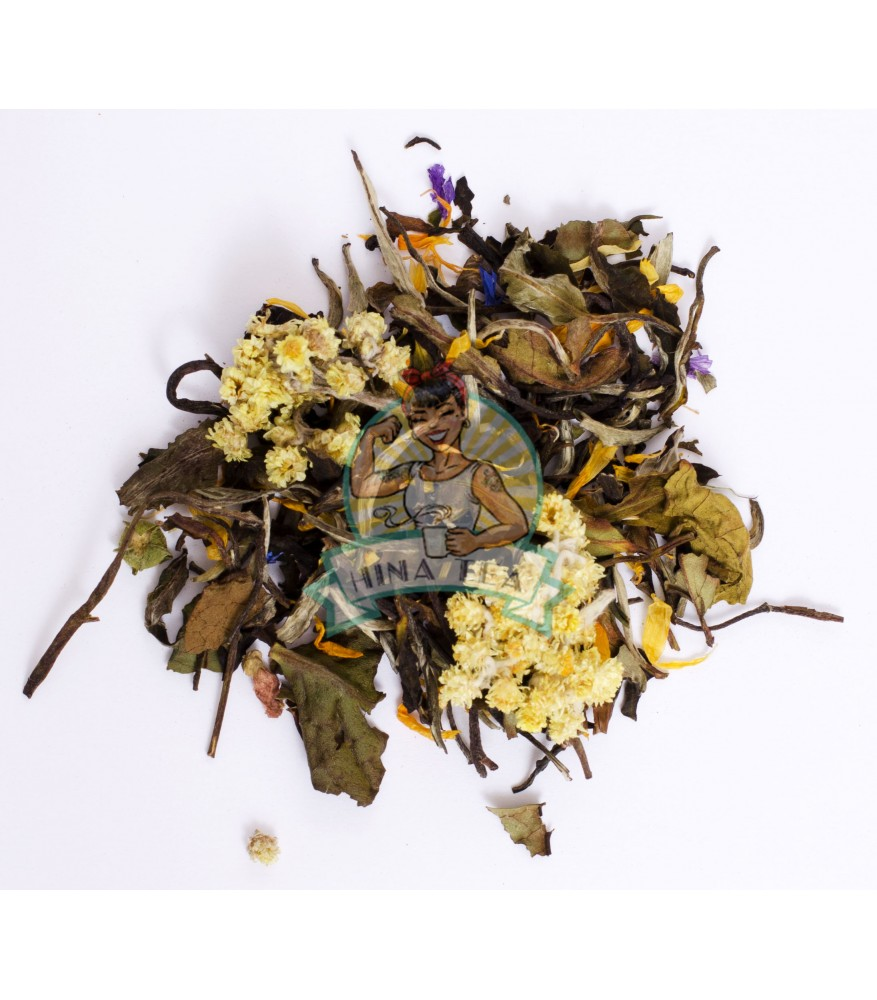 Fleurs en ftes white tea white tea mixed with varied and qualitative flowers a tea experience to discover the fragrant white tea in all its splendor mightylinksfo